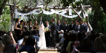 Dallidet Adobe and Gardens weddings in San Luis Obispo CA