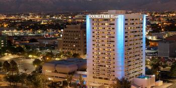 DoubleTree by Hilton Hotel Albuquerque weddings in Albuquerque NM