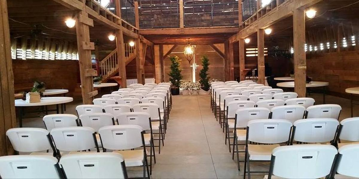 The Barn at Forevermore Farm Weddings | Get Prices for ...