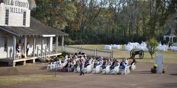 Lee and Gordon's Mill weddings in Chickamauga GA