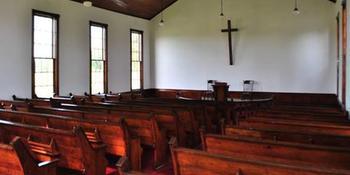 Historic Cove Church weddings in Chickamauga GA