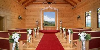 Angel's View Chapel weddings in Sevierville TN