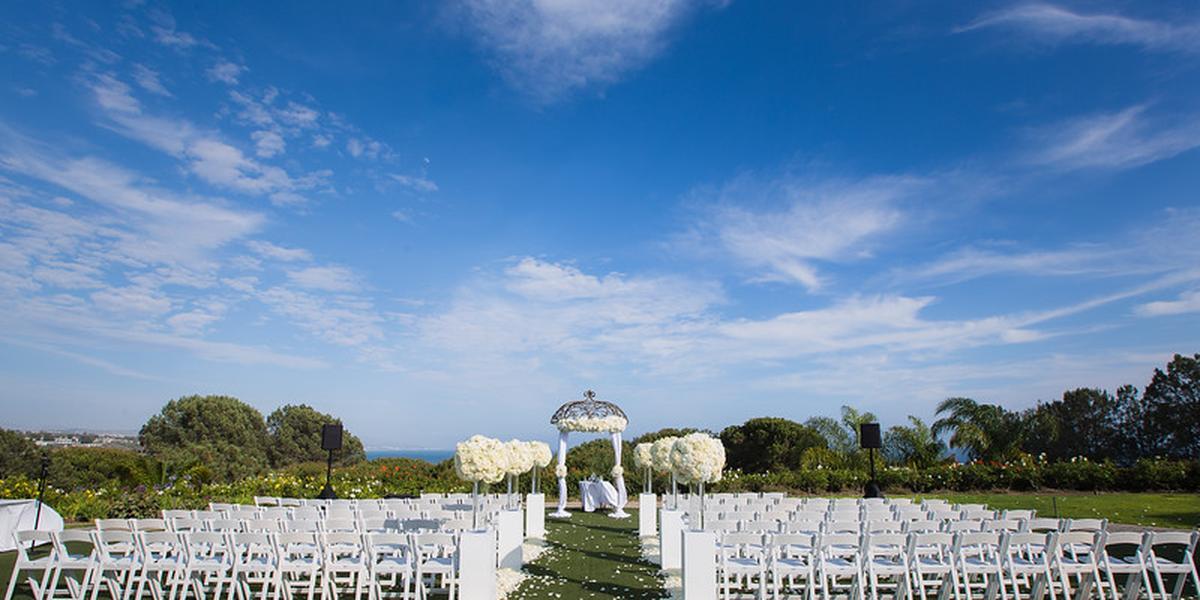 Laguna Cliffs Marriott Resort And Spa Weddings