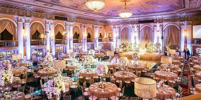 Millennium biltmore hotel los angeles weddings millennium biltmore hotel los angeles wedding venue picture 1 of 16 photo by lin junglespirit Image collections