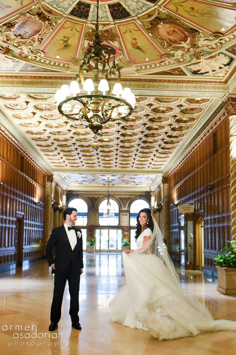Millennium Biltmore Hotel Los Angeles Weddings   Get ...