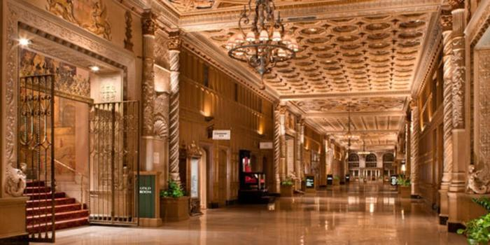 Millennium Biltmore Hotel Los Angeles Weddings Get