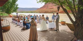 Sorrel River Ranch Resort & Spa weddings in Moab UT