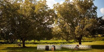 Dennis Vineyards: A Place in The Vineyard weddings in Albemarle NC