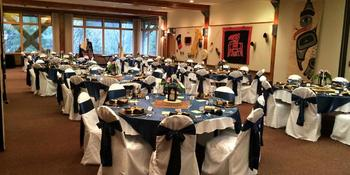 The Cape Fox Lodge weddings in Ketchikan AK