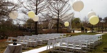 Myriad Botanical Gardens weddings in Oklahoma City OK