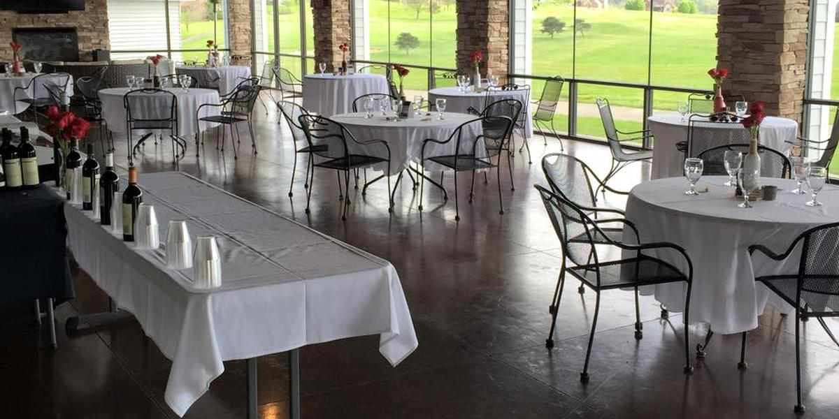 The Veranda At Boone S Trace National Golf Course Weddings
