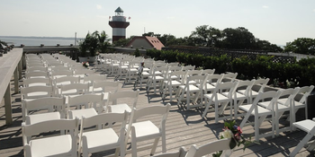 Harbour Town Yacht Club weddings in Hilton Head Island SC