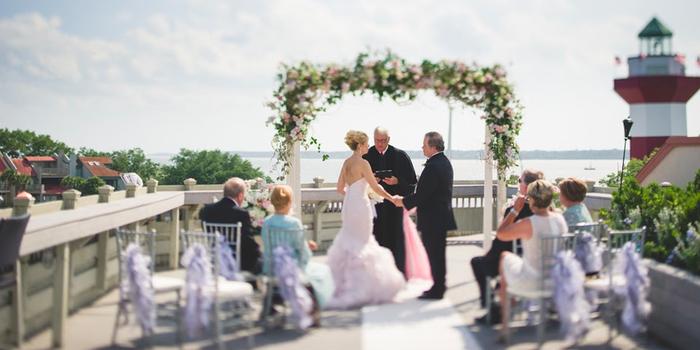 Harbour town yacht club wedding