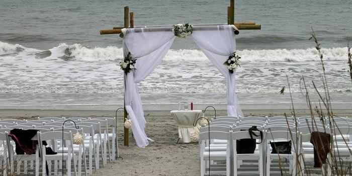DoubleTree Resort by Hilton Myrtle Beach Oceanfront wedding venue picture 7 of 12 - Provided by: Springmaid Beach Resort