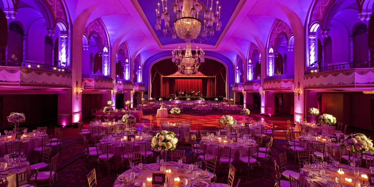 Boston Park Plaza Weddings | Get Prices For Boston Wedding Venues In Boston MA