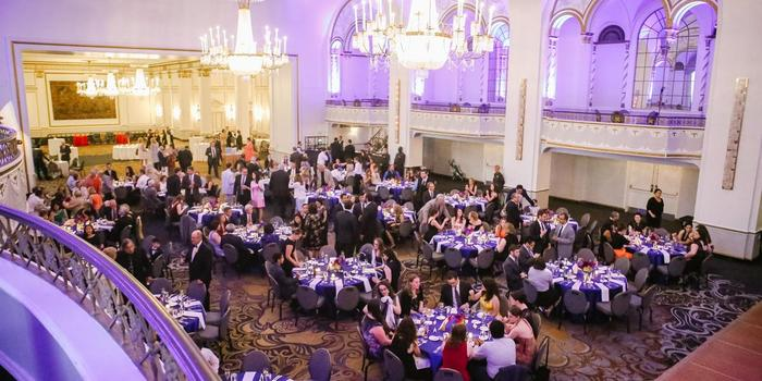 Boston Park Plaza wedding venue picture 1 of 8 - Molly Anne Photography