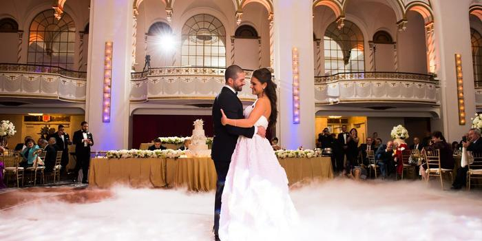 Boston Park Plaza wedding venue picture 8 of 8 - Photo by: Karen Kelly Photography