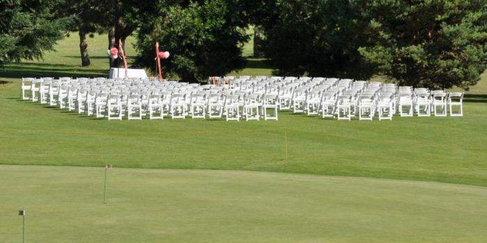 Sah-hah-lee Golf Course wedding Portland