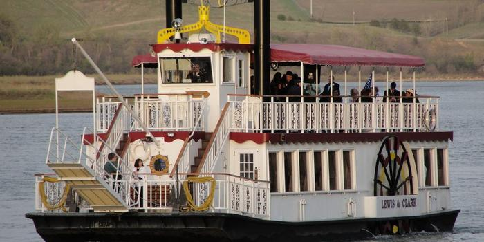 Lewis and Clark Riverboat wedding venue picture 1 of 6 - Provided by: Lewis and Clark Riverboat