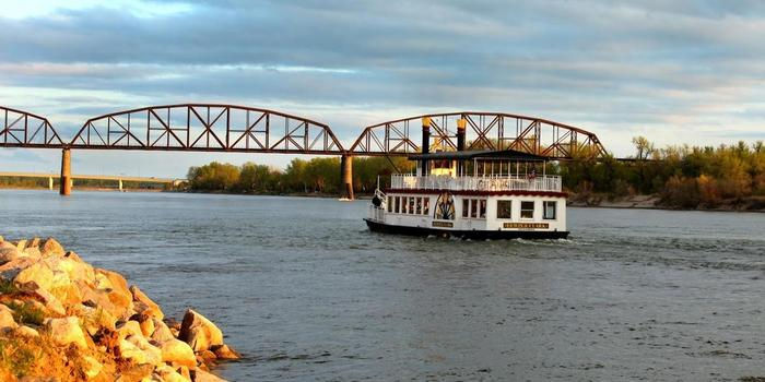 Lewis and Clark Riverboat wedding venue picture 3 of 6 - Provided by: Lewis and Clark Riverboat