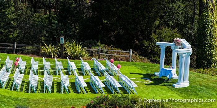 Seascape Golf Club wedding venue picture 5 of 16 - Photo by: Expressive Photographics