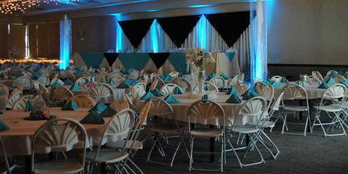 South Slope Community Center wedding Des Moines