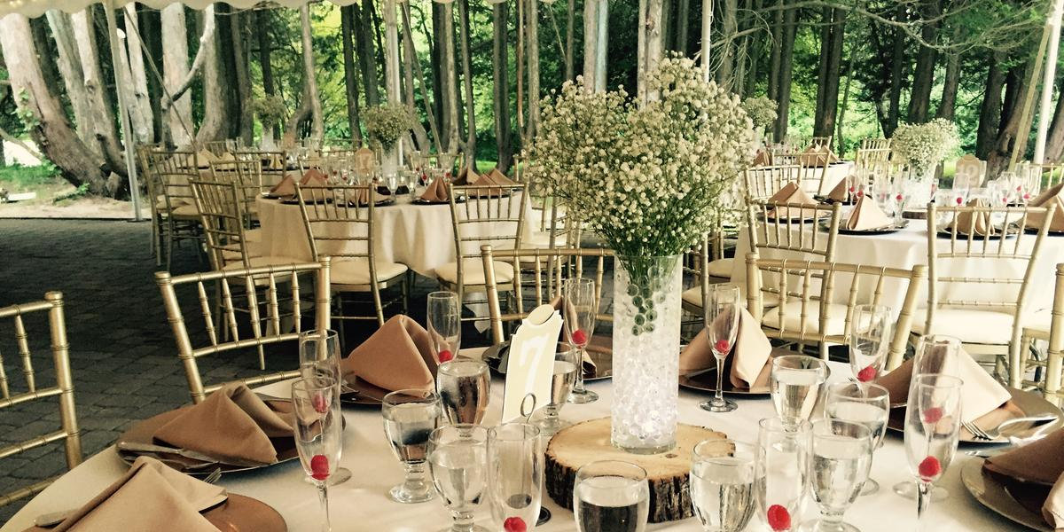 The stevens estate at osgood hill weddings for Outdoor wedding venues ma