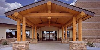 Platte Valley Community Center weddings in Saratoga WY