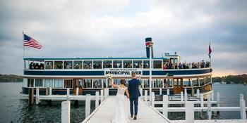 Lake Geneva Cruise Line weddings in Lake Geneva WI