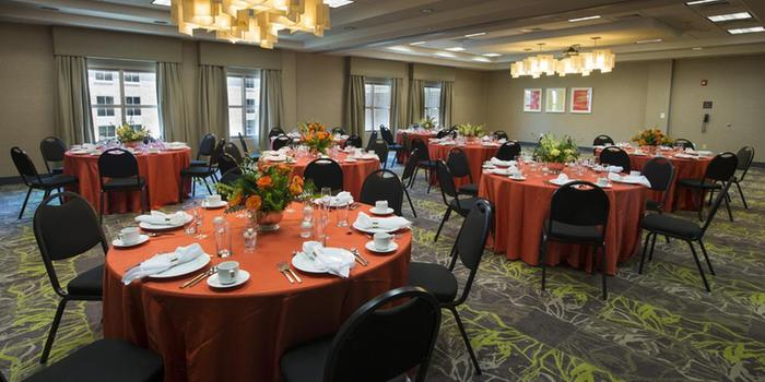 Hilton Garden Inn Charleston Waterfront Downtown Weddings