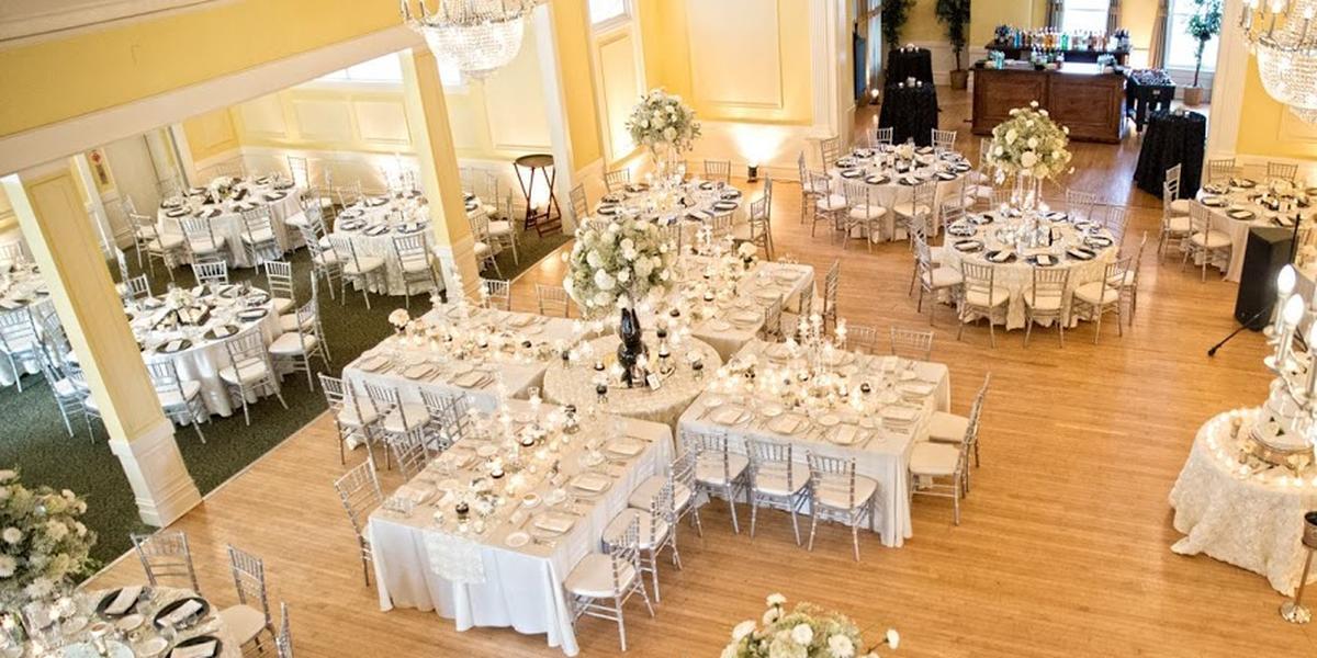 Davenport club wedding