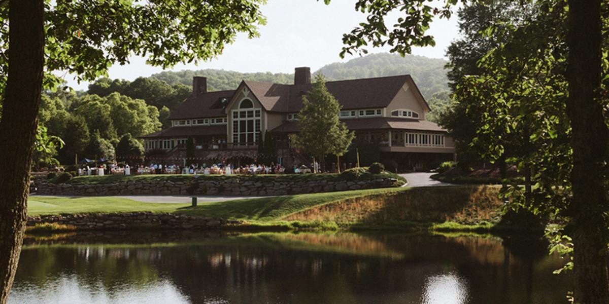 The Cliffs Glassy Country Club Weddings