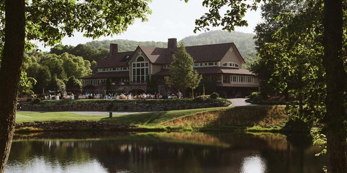 The Cliffs Glassy Country Club wedding venue picture 1 of 8 - Photo by: Blue Bend Photography