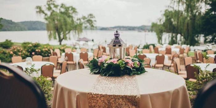 Tellico Village Yacht Club wedding Knoxville