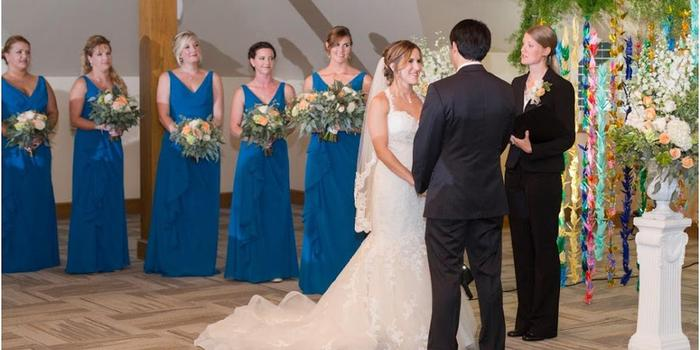 Tellico Village Yacht Club wedding venue picture 5 of 8 - Photo by: Lisa Price Photography