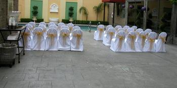 The Hampton at Convention Center weddings in New Orleans LA