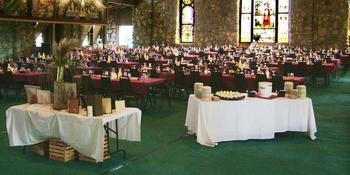 Camp Alexander Mack weddings in Milford IN