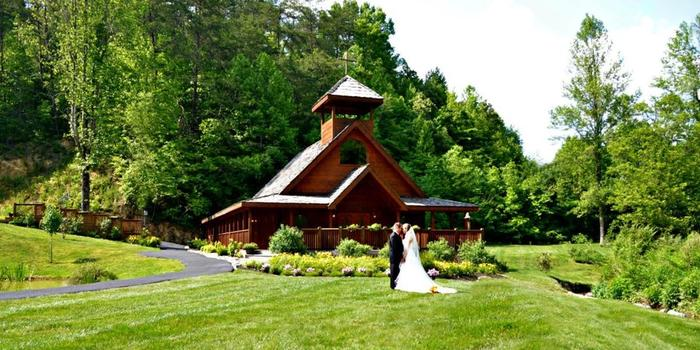 Little Log Wedding Chapel wedding venue picture 1 of 8 - Provided by: Little Log Wedding Chapel
