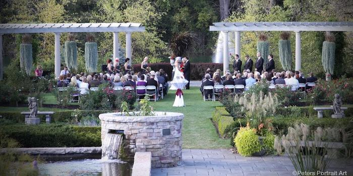 Wedding Reception Venues Janesville Wi Rotary Botanical Gardens Weddings Get Prices For