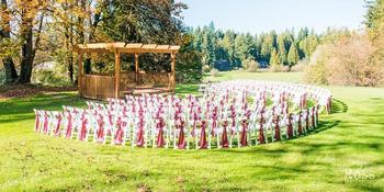 Cedars on Salmon Creek weddings in Brush Prairie WA