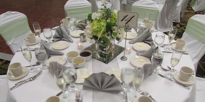Crowne Plaza Cleveland South Independence Wedding Venue Picture 5 Of 9 Provided By