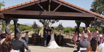 Guglielmo Winery weddings in Morgan Hill CA