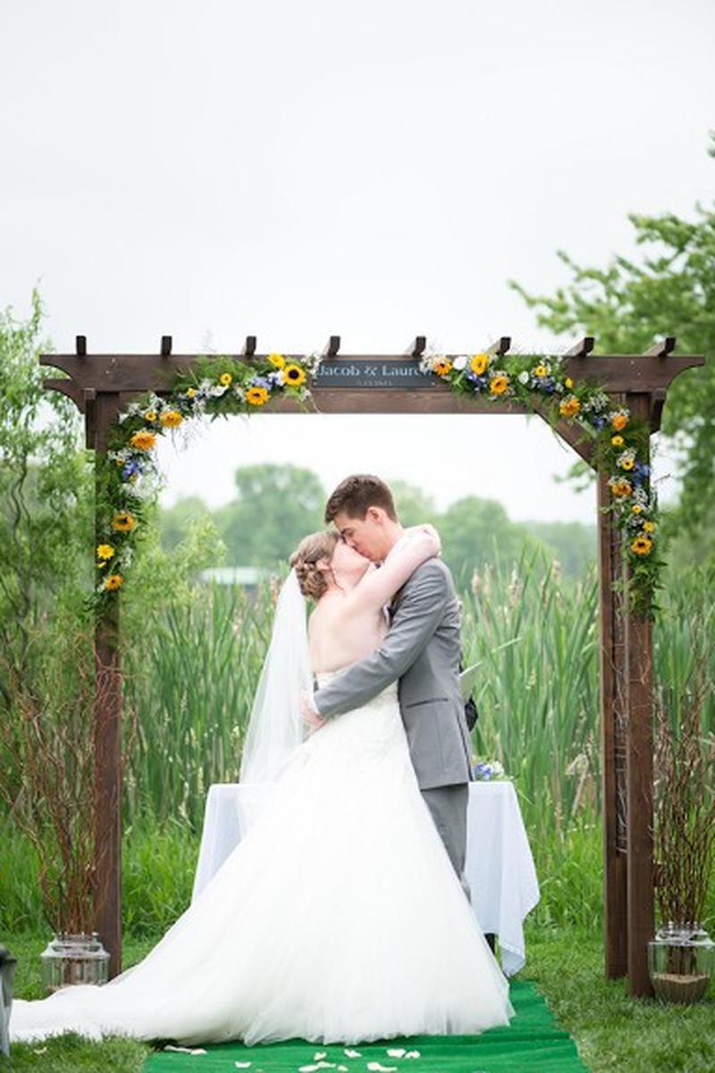 milwaukee county zoo wedding venue picture 4 of 8 photo by kallidoscope photography