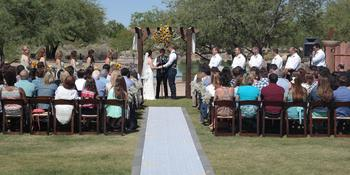 Rawhide Western Town & Event Center weddings in Chandler AZ