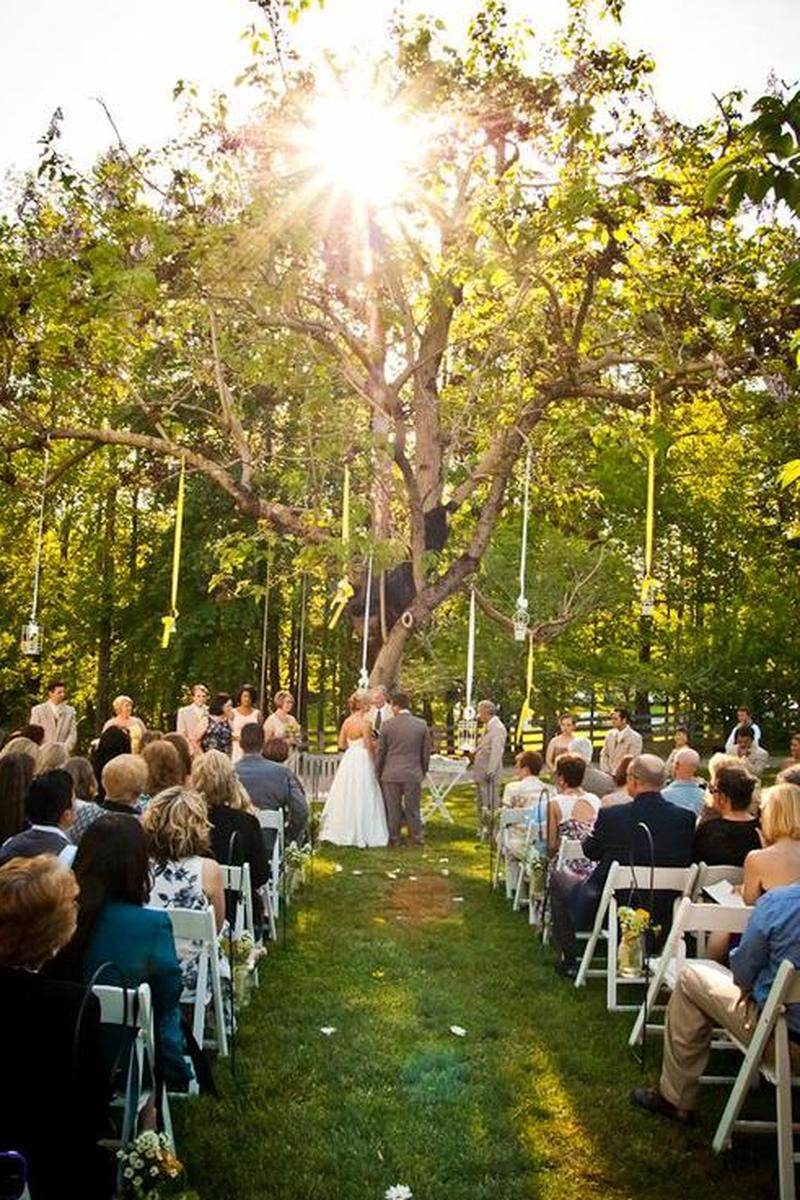 The Ruins At Kellum Valley Farm Weddings Get Prices For