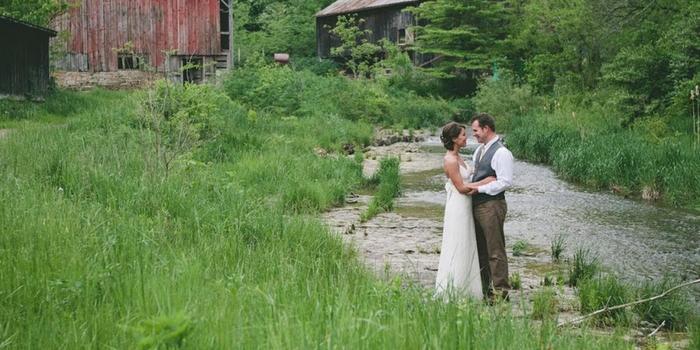Canyon Run Ranch wedding Dayton