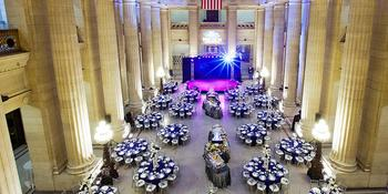 Cleveland City Grand Hall Rotunda weddings in Cleveland OH