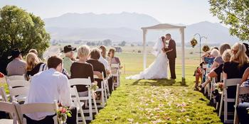 Kelley Creek Farm weddings in Huntsville UT