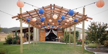The Barn on Wild Rose Prairie weddings in Deer Park WA