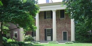 Bodley- Bullock House weddings in Lexington KY